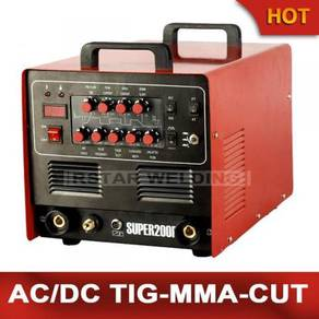 Welding Inverter Ac/dc Pulsed Machine