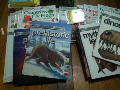 Full set learning english for kids