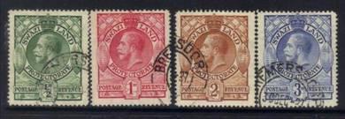SWAZILAND KGV 1933 DEFINITIVES stamps BJ237