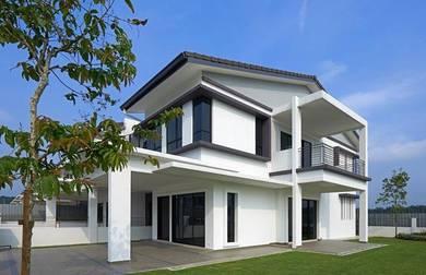 [ last 3 unit ] 2 storey terrace house 22x85 near bangi kajang 0% d/p