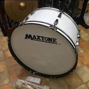 Maxtone Bass Marching Drum (24 inci)