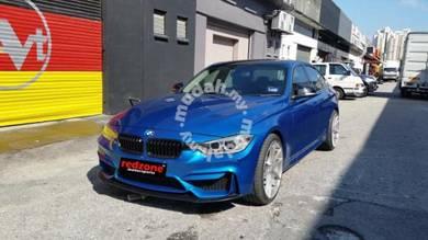 BMW F30 M3 bodykit BMW F30 Bodykit MPerfomance