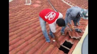 Pakar Membaiki Bumbung Bocor