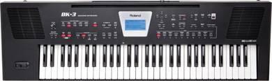 Roland BK3 Backing Keyboard