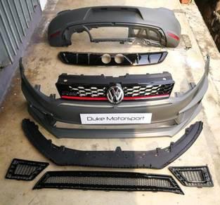 Volkswagen Vw Polo R400 Bumper R Line 400 Bodykit