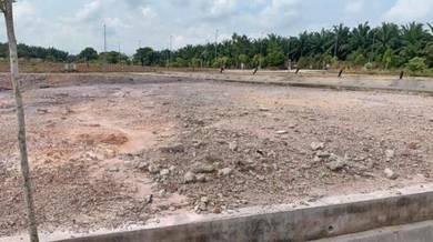 Corner Land Banglo Loy Ambassador Village Near Toll Ayer Keroh