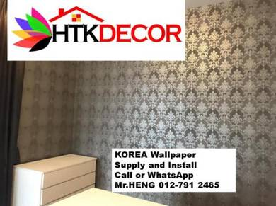 Install Wall Paper in your office 251ML