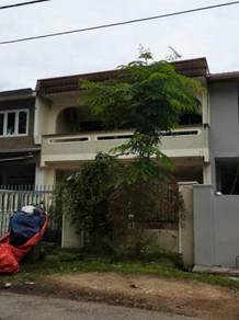 Taman Sri Tebrau Jalan Cokmar Facing Park Renovated Extended Freehold