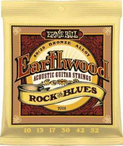 Ernie Ball Earthwood Rock & Blues 80/20 Bronze