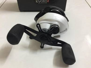 NEW KYOTO XMAX JAPAN QUALITY Fishing Reel Casting