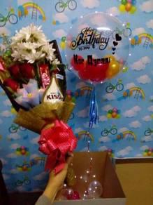 Hadiah / Bouquet / Jambangan N.Sembilan