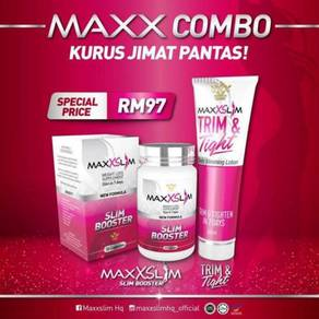 Original hq : maxxslim (combo pack)