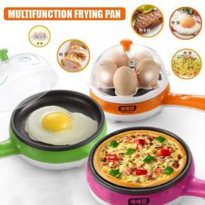 Mini nonstick electric fry pan
