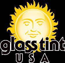 Glass tinted matahari rumah frosted flakes