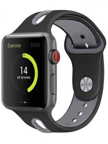 Premium Silicone Sport Band for Apple Watch