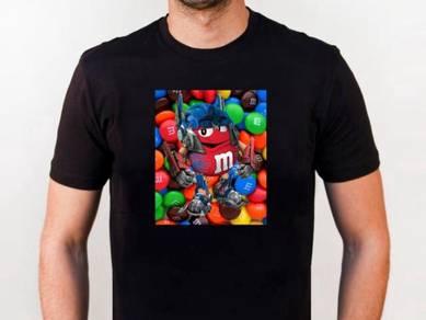 Baju T-Shirt MM NSQ313 siap poslaju