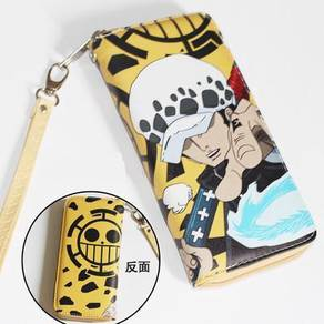 Anime one piece wallet
