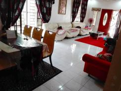 Corner Single Storey Terrace House at Pelangi Indah, Johor Bahru