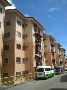 Murah 4th Floor Low Cost Flat Telipok Ria, Telipok, Kota Kinabalu