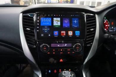 """Mitsubishi pajero 2017 9""""android player"""