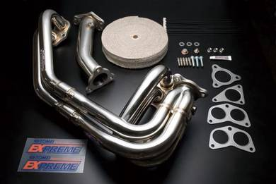 Tomei Unequal Length Manifold Single Scroll EJ25