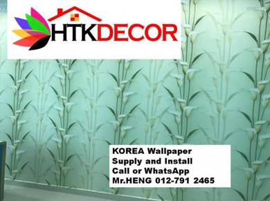 Install Wall Paper in your office 295QR