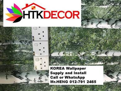 Wall Paper Classic included Installation 245KJ
