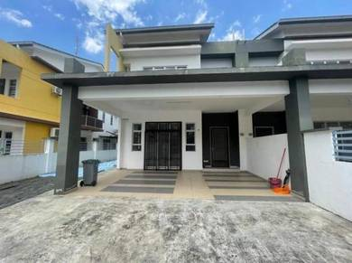 2 Storey Cluster House FOR RENT Fortune Hill Bandar Baru Kangkar Pulai