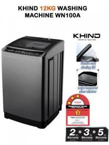 Khind 12kg Washing Machine WM120A