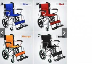 Lightweight Wheelchair Kerusi Roda 1
