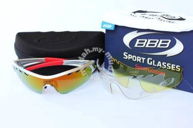 BBB Select Special Edition Red - 3 lenses