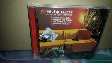 CD Red Star Sounds - Vol 1 Soul Searching