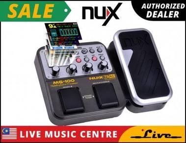 Nux ME-100 Modeling Guitar Processor Pedal