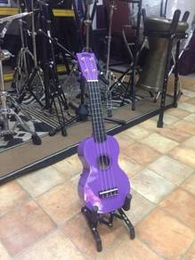 Soprano Ukulele (Light Purple)