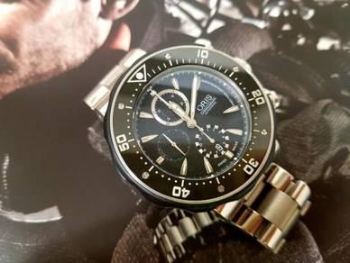 Oris Pro Diver Chronograph Titanium
