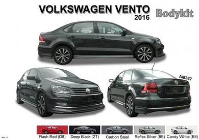 Volkswagen Vento 2016 Bodykit