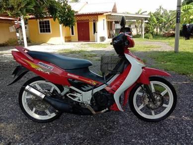 2002 Suzuki RGX