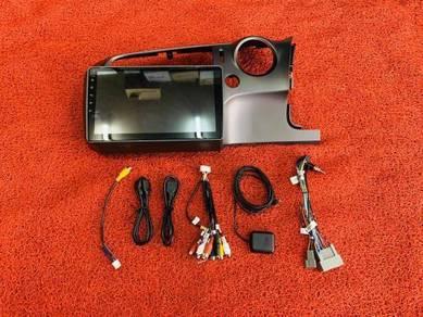 Honda stream android gps mp5 youtube player 2