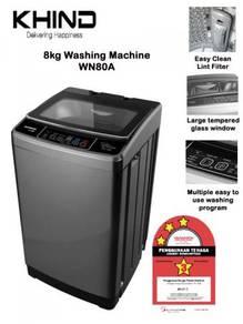 Khind 8KG Washing Machine WM80A