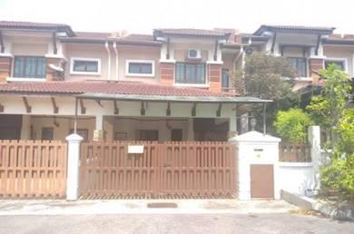 [ Renovated ] Double storey terrace Suakasih Bandar Tun Hussein Onn