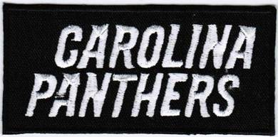NFL Carolina Panthers TL National Football Patch