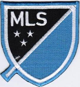 MLS Emblem Logo New York City Football Club Patch