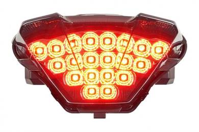 MOTODYNAMIC Sequential LED Tail Lights MT07 18'-19