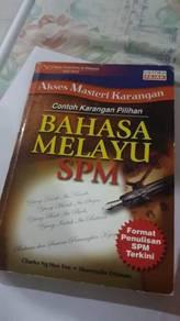 Contoh Karangan Bahasa Melayu SPM