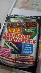 Nexus Additional Mathematics SPM form 4,5