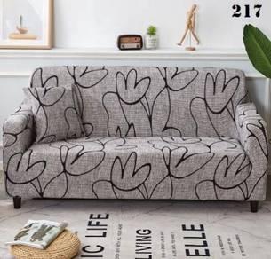 Cushion COVER Sofa Sarung Kusyen - 5217