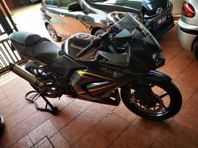 Kawasaki Ninja 250R 2012 Special Edition
