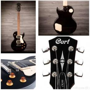 Cort Cr100 Black (Les Paul)