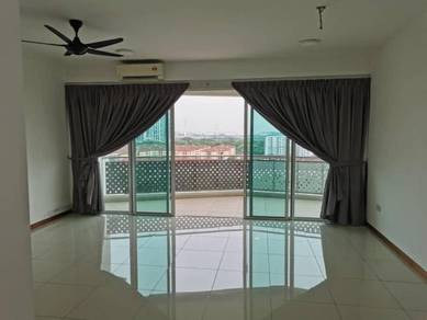 Grandview 360 at Permas Jaya RESIDENCE FOR RENT partial furnished