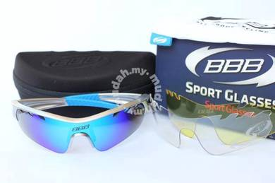 BBB Select Special Edition sunglasses - 3 lenses